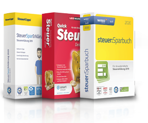 Steuersoftware Test 2021