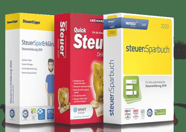 testsieger steuersoftware