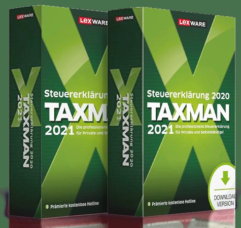Steuersoftware 2021 Test