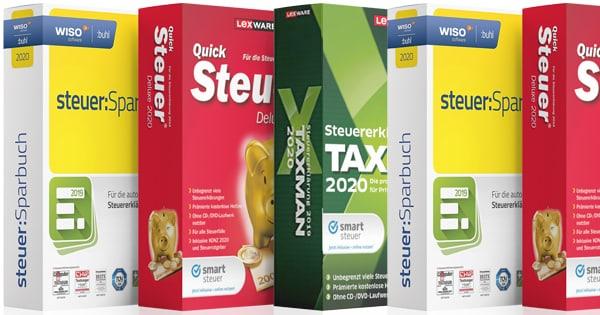 STEUEReasy 2021 • Steuersoftware im Test & Vergleich